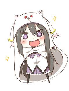 Madoka/Umaru cosplay