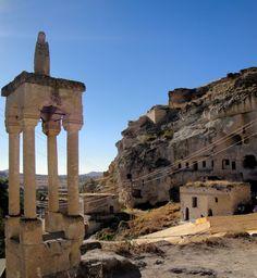 Nevşehir (Cappadocia), TURKEY.