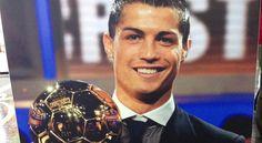 Cristiano Ronaldo de novo na lista dos melhores para a Bola de Ouro