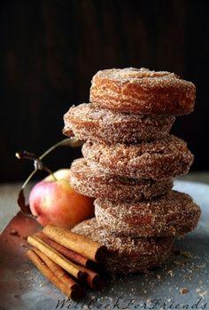 Apple Cider Donuts --- Tim Hortons apple cider donut is the best!