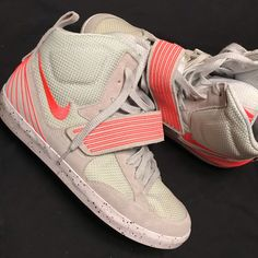 new style 29460 907a3 Nike Shoes   Nike Nsw Skystepper- Greyatomic Pink   Color  Gray Pink
