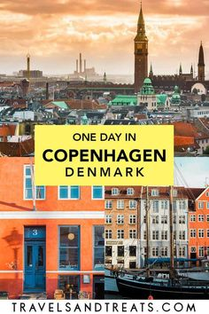 What to do if you are spending one day in Copenhagen, Denmark. Find the top things to do in Copenhagen in 24 hours. This Copenhagen itinerary covers all of the highlights! Europe Travel Guide, Travel Guides, Travel Destinations, Vacation Travel, Hawaii Travel, Holiday Destinations, Budget Travel, Visit Denmark, Denmark Travel