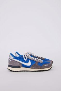 #Nike Air Vortex #Vintage Blue $65