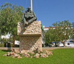 Monumento ao Pescador- Lagos