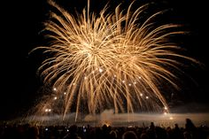 Goldener Regenbogen - Int. Feuerwerkswettbewerb Hannover: Team Mexiko (Pirotecnia Reyes)