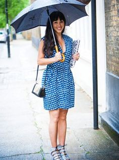 The gorgeous Melissa from Hemsley and Hemsley featured in Vogue wearing our H. Fredriksson zip dress http://revenvert.com/product/hfzd1-h-fredriksson-summer-zip-dress/