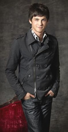Logan Lerman - Actor