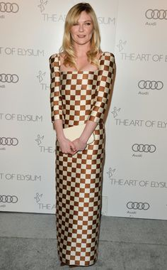 10 Best Dressed: Week of January 21, 2013 - 10 Best Dressed - Fashion - Vogue