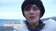 On the shores of Resolute Bay Celina Kalluk sings a traditional Inuit song that combines Inuktitut and throat singing