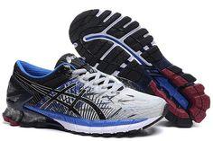 aa2e42af04b Asics Gel Kinsei 6 Men s Running Shoes White Royal Bblue Black   Asics  Running Shoes