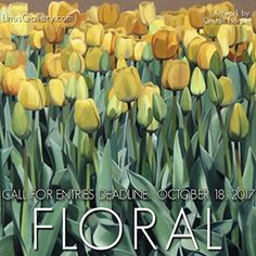 FLORAL Call for Entries | DEADLINE: October 18, 2017