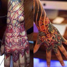 Zhanshan tattoo Fudog