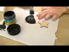 DaWanda DIY: Geschenkanhänger mit Tafelfarbe