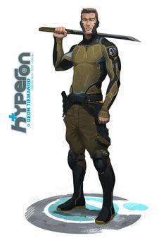-- Geon -- by wyv1.deviantart.com on @DeviantArt