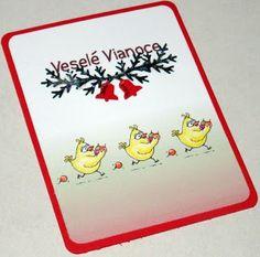 Kika's Designs : Birdbrain Christmas