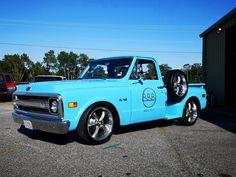 Chevy C10, Chevrolet Trucks, Tribute To Mom, Silverado Hd, Dropped Trucks, C10 Trucks, Classic Chevy Trucks, Ranch, Travel