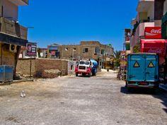 Hurghada street