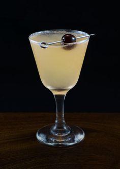 Abbey: Gin & Cocchi & OJ