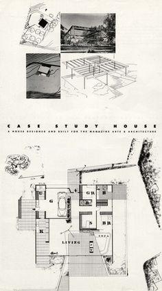 Case Study House Number Nine, by Charles Eames and Eero Saarinen
