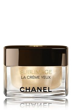 CHANEL SUBLIMAGE LA CRÈME YEUX Ultimate Regeneration Eye Cream available at #Nordstrom