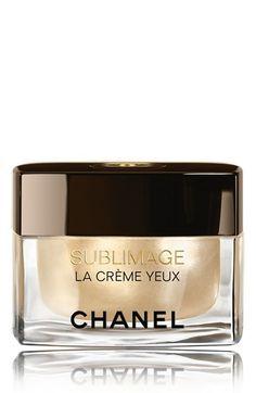 CHANEL SUBLIMAGE LA CRÈME YEUX Ultimate Regeneration Eye Cream available at #Nordstrom