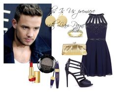 """""""This Is Us premiere with Liam Payne"""" by catherinetabor ❤ liked on Polyvore featuring Payne, Jennifer Meyer Jewelry, TFNC, Oasis, Estée Lauder, NYX, OneDirection, LiamPayne, 1d and onedirectionoutfits"""