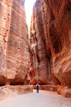 Pensieri in Viaggio: Petra, tra le sette meraviglie del mondo moderno