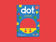 DOT magazine on Behance