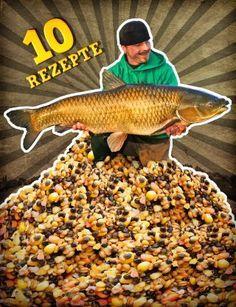 Rezepte zum Karpfenangeln mit Mais, Tigernuss & Co   Recipes für fishing particles