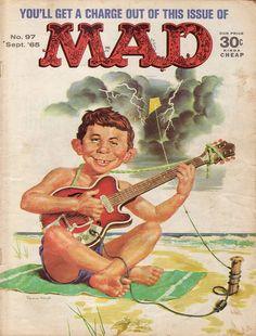 https://flic.kr/p/3V1HLp | MAD Magazine Cover | September 1965