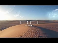 After Effects Planet Sky Tutorial After Effect Tutorial, Adobe Premiere Pro, Sky Photos, Handy Tips, After Effects, Media Design, Motion Design, Video Editing, Motion Graphics