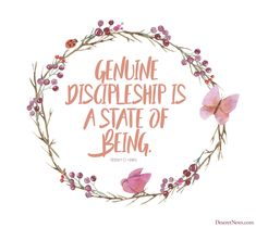 """""""Genuine discipleship is a state of being."""" -Elder Hales #ldsconf 
