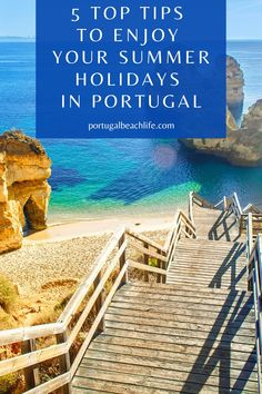 5 Top Tips To Enjoy Your Summer Holidays in Portugal European Travel Tips, Europe Travel Guide, European Destination, Travel Guides, Travel Destinations, Visit Portugal, Portugal Travel, Algarve, Portugal Holidays