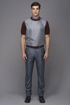 Brioni   Spring 2014 Menswear Collection   Style.com