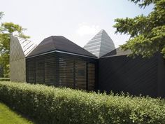 Koda Estonia Pavilion by KUU Architects - News - Frameweb National History, Pavilion, Netherlands, Architects, Exterior, Traditional, Facades, News, Outdoor Decor