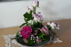 Flowerarrangement  Blomsterdekoration
