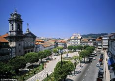Guimaraes one of the european capitals of culture for 2012