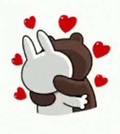 The perfect Cony Brown Cute Animated GIF for your conversation. Discover and Share the best GIFs on Tenor. Globe Wallpaper, Bear Wallpaper, Beautiful Love Pictures, Cute Love Gif, I Love You Baby, Sex And Love, Hand Holding Gif, Cony Brown, Brown Bear