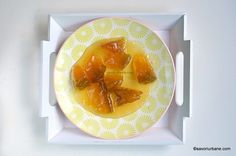 Dulceață de pepene galben sau cantalup - rețeta de pepene confiat | Savori Urbane