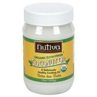 NUTIVA Organic Extra Virgin Coconut Oil - 15 oz, 2 pack by Nutiva. $24.26. This product is not eligible for Priority Shipping.