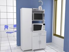 Armário Multiuso 3 Portas 1 Gaveta Multimóveis - Armário Multiuso p/ Cozinha ‹ Magazine Luiza
