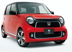 2013 Honda N-One in Japan: Maximizing efficiency and versatility in a small space