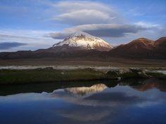 Parque Nacional de Sajama (Bolivia)