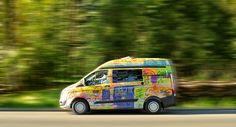 The Getaway Van - Low Cost Camper vans for HIRE - Portugal - Porto