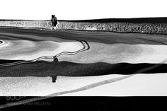 Road melting... by troullis2004