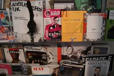 Magazines, ICA