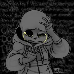 You can't broke something that is already broken. ___ Panic attack suck, have been through my idk… my third one in less then two day ? I'm mentally drained, so… yeah… Don't worry I'm gonna be fine, I just need to relax and put my mind off if I can. Undertale Memes, Undertale Drawings, Undertale Cute, Undertale Fanart, Dbz, Sans Cute, Error Sans, Bedroom Decor For Teen Girls, Sonic Art