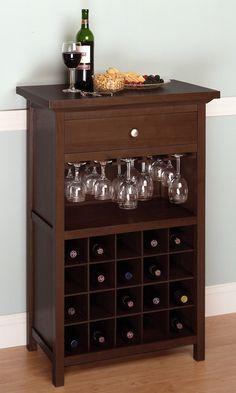 Wine Rack, I want something like this but white.