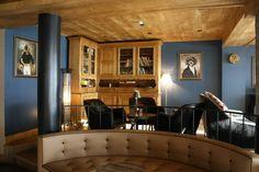 hotel les gets la marmotte salon sejour ski