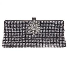 Fawziya® Floral Clutch Crystal Clutches And Evening Bags For Womens Purses-Black Fawziya http://www.amazon.com/dp/B019F1XZ4M/ref=cm_sw_r_pi_dp_Nut.wb1E5TJD6
